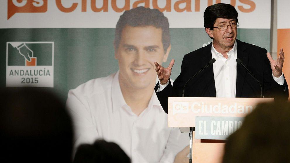 Ciudadanos sigue el juego al PSOE en Andalucía pese a los avisos de ilegalidad