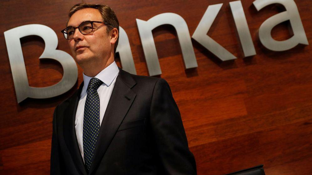 Foto: José Sevilla, CEO de Bankia (Reuters)