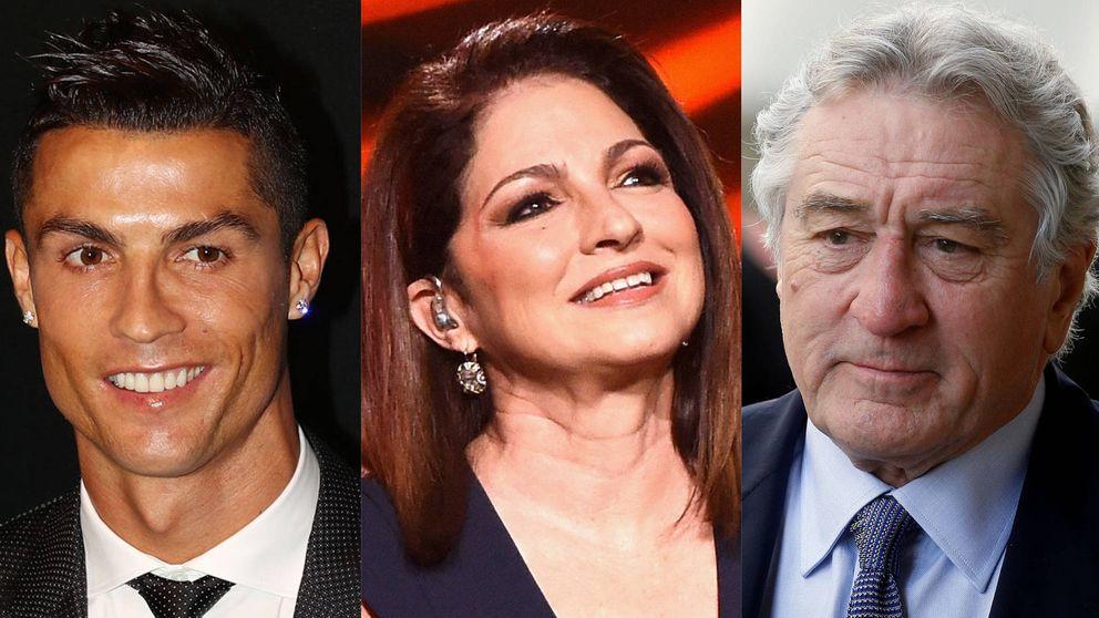 El negocio que ha unido a Cristiano Ronaldo, Robert de Niro y Gloria Estefan
