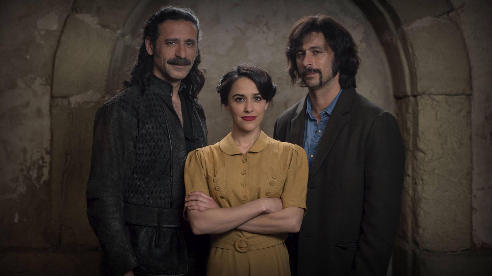 Foto: 'El Ministerio del Tiempo' vuelve a TVE el 18 de septiembre.