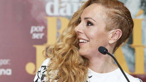Rocío Carrasco resurge como ave fénix con tatuaje y vestido vintage