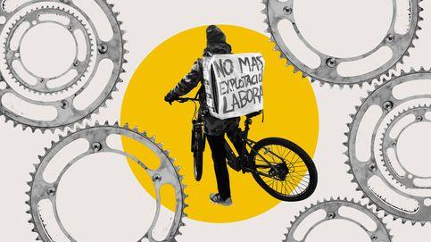 Yo te contrato, tú pones la moto: la realidad tras la futura 'ley rider' del Gobierno