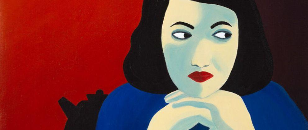 Foto: El color de la mujer para Marjane Satrapi