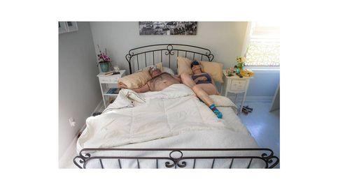 Voyeurismo fotográfico: así son los estadounidenses en sus dormitorios