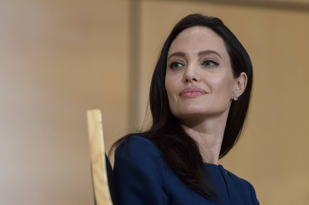 Foto: Angelina Jolie en una imagen de archivo. (Gtres)