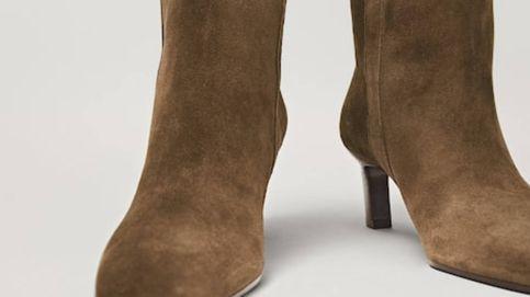 Massimo Dutti se adelanta y lanza los primeros botines del otoño