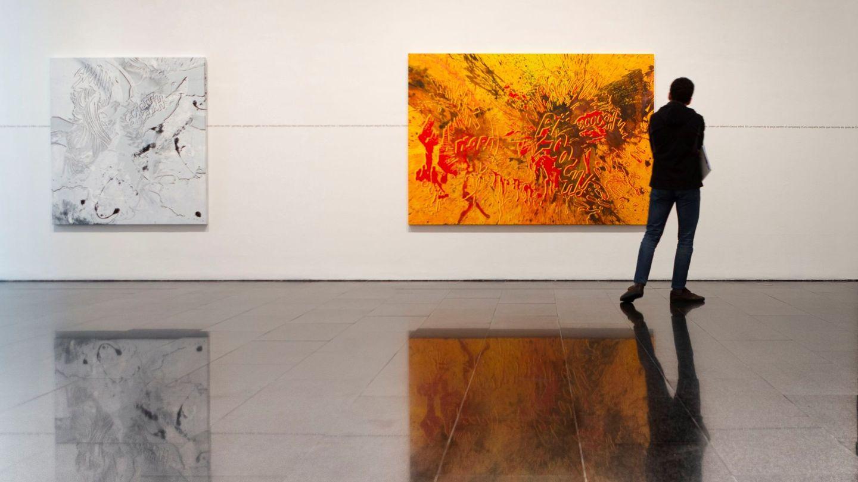 El artista suizo-norteamericano Christian Marclay, que reúne su obra en una exposición en el MACBA. (Cortesía)