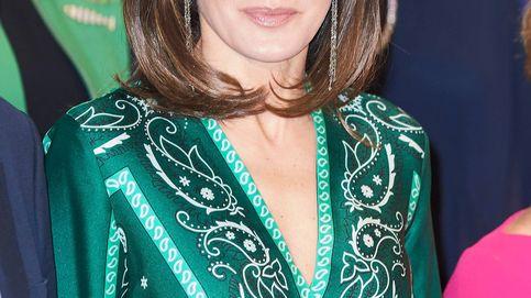 Letizia, ese vestido me suena. Las otras damas que ya lo han llevado