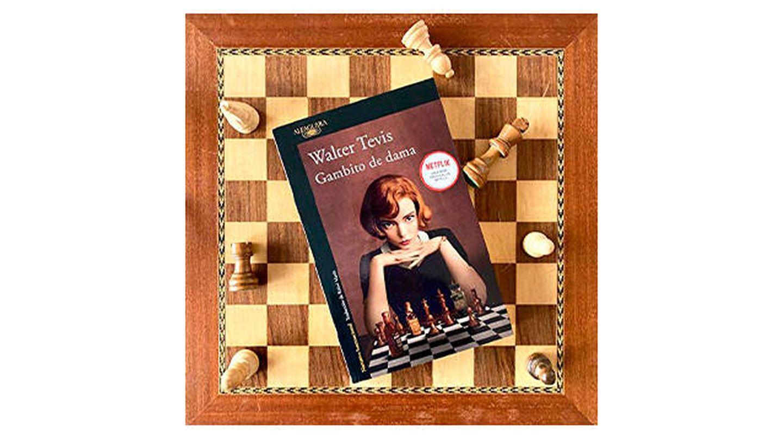 Libro Gambito de Dama versión Kindle