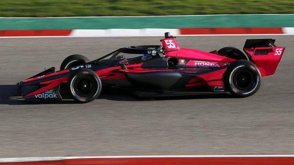 Foto: Alex Palou participará en el IndyCar americano y en las 500 Millas junto a Fernando Alonso (Alex Palou)