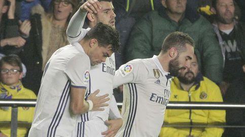 La rebelión de Morata en el Real Madrid que aplaude Courtois en Londres