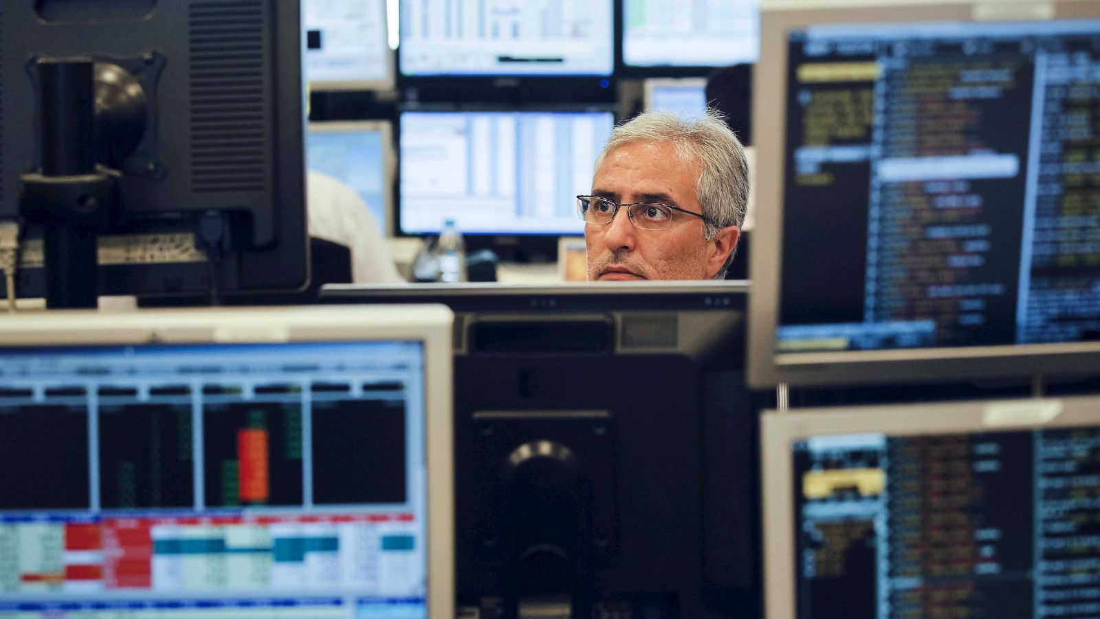 Foto: Subasta de bonos del Tesoro