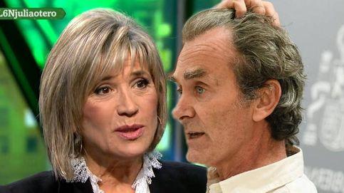 Julia Otero habla con Cristina Pardo del gran error de Fernando Simón: No te metas en líos