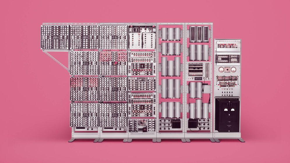 Foto: Guía a todo color de la informática 'vintage'