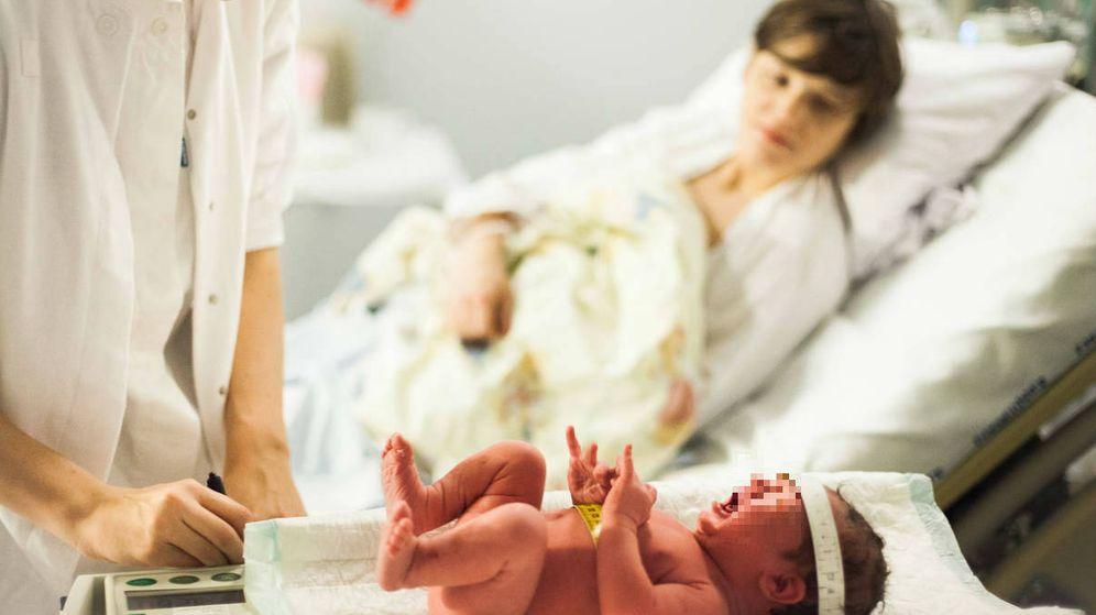 Foto:  Un bebé recién nacido. (IStock)