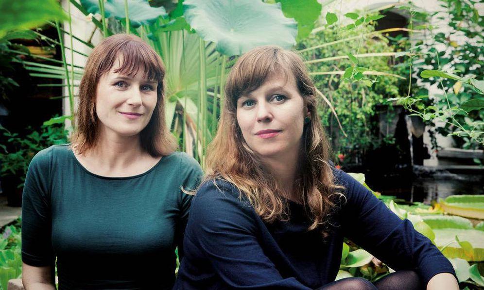 Foto: Hilde e Ylva Ostby. (A. J. Granberg/Ariel)