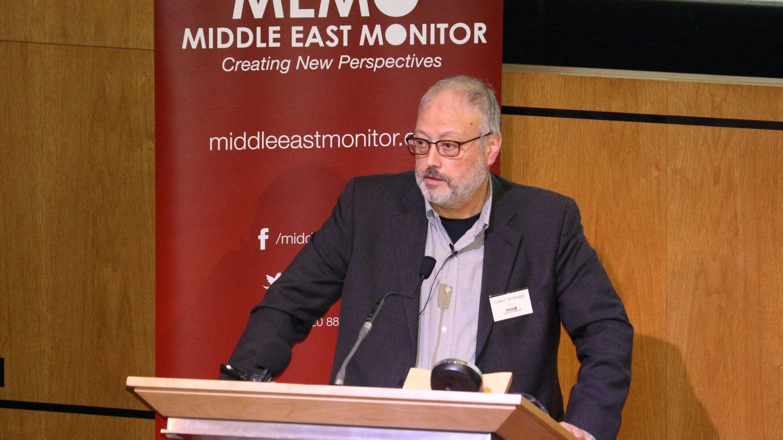El periodista y disidente saudí Jamal Khashoggi. (Reuters)