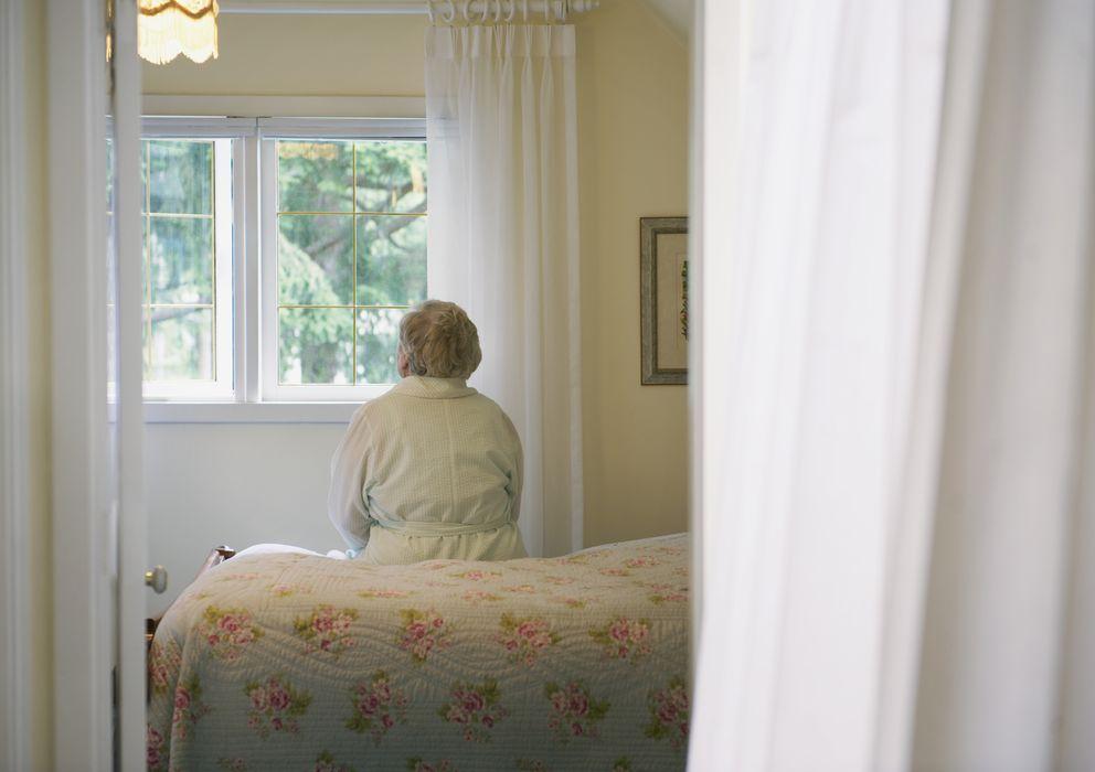 Foto: Las personas mayores dejarán de contar con parientes que puedan atenderlos o ayudarlos durante la vejez. (Corbis)