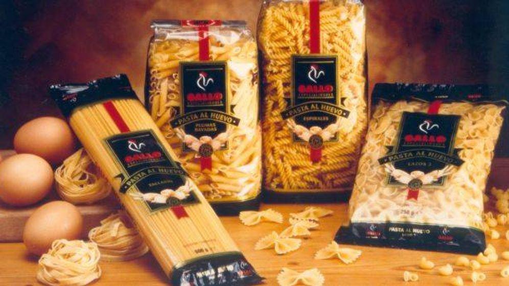 Foto: Productos de Pastas Gallo