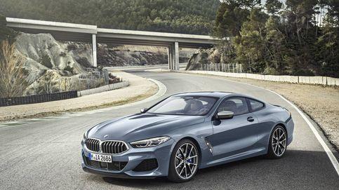BMW Serie 8 Coupé, la deportividad por bandera en un modelo espectacular