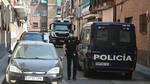 Liberan a una menor amordazada en el sótano de un local en Madrid