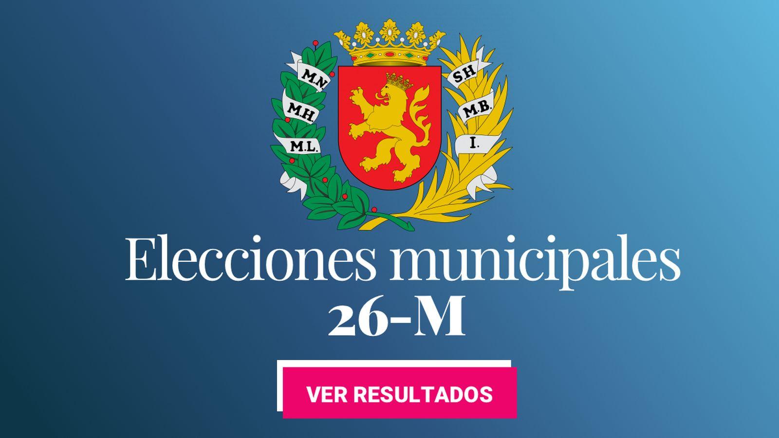Foto: Elecciones municipales 2019 en Zaragoza. (C.C./EC)
