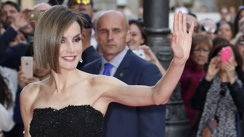 Foto: La Reina Letizia eclipsa al resto de famosos en los Premios Woman