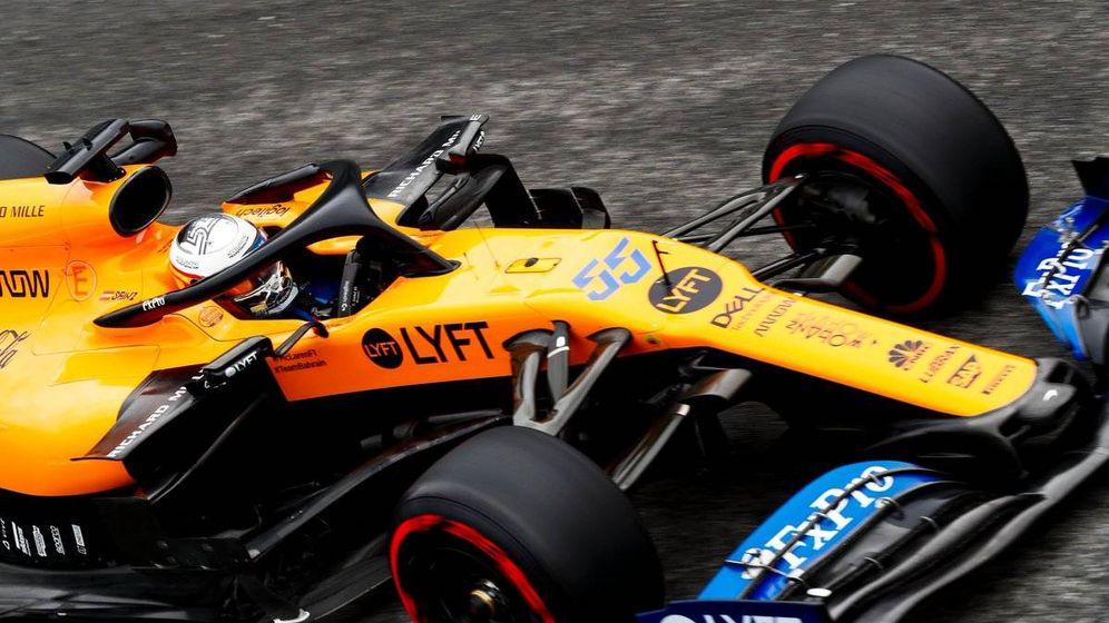 Foto: El MCL34 se mostró más competitivo de lo esperado el viernes, pero aún habrá que esperar para confirmarlo a los clasificatorios (McLaren)