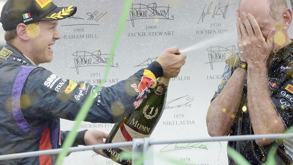 Por qué los ingenieros de Fórmula 1 firman autógrafos
