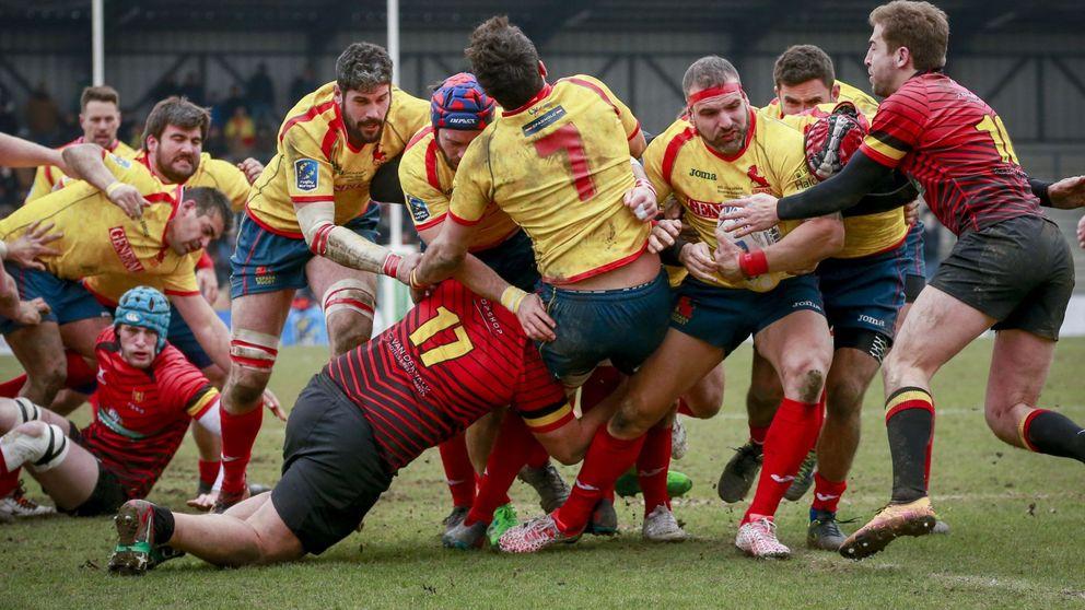La federación rumana de rugby culpa de actitud violenta a la selección española