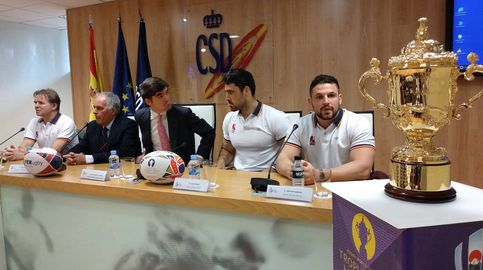 Se mira pero no se toca: el secreto de España de rugby