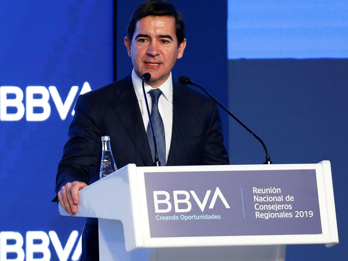 Foto: Carlos Torres, presidente de BBVA. (Reuters)