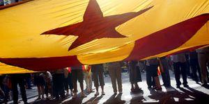 """Foto: Los catalanistas: """"Desde la independencia nos entenderíamos mejor con España"""""""