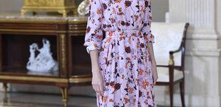 Post de La reina Letizia reafirma su romance con los Tous con su último look