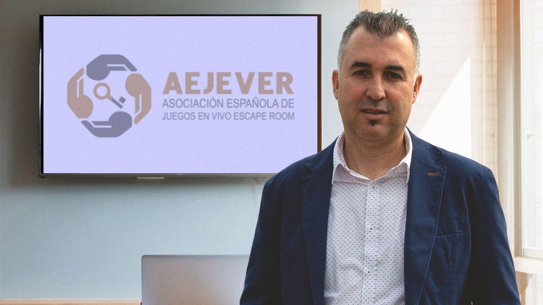 Jorge Martínez, presidente de Aejever.