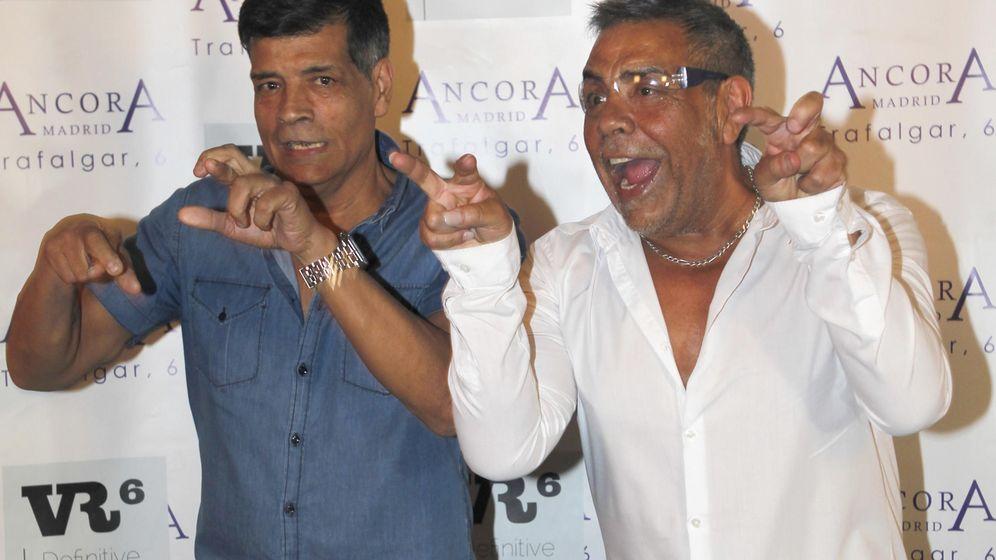 Foto: Los Chunguitos en un acto promocional (Gtres)