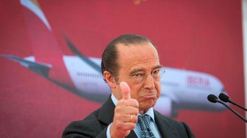 IAG (Iberia) indemniza con 4 millones a su ex presidente Antonio Vázquez