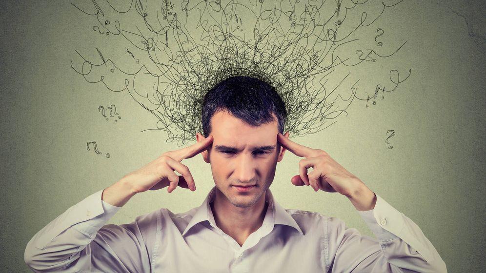 Foto: La ansiedad puede ser un quebradero de cabeza cuando queremos adelgazar