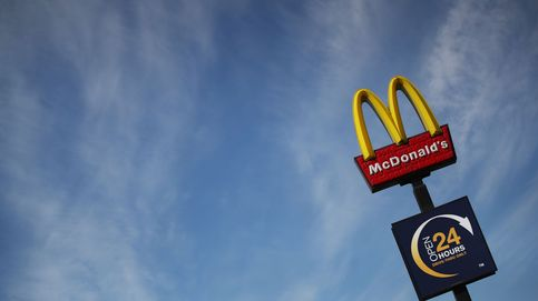 La facturación global de McDonald's se hunde un 30% en abril y mayo