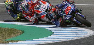 Post de No se asuste querido lector: MotoGP 2017, un 'thriller' sobre los neumáticos