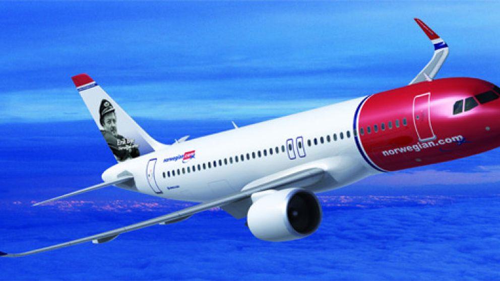 Norwegian será el mirlo blanco de Aena para combatir el duopolio de easyJet y Ryanair