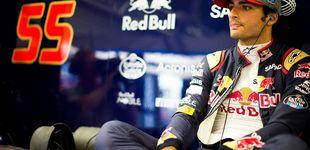 Post de El valor de que Carlos Sainz se meta donde no le llaman en Fórmula 1