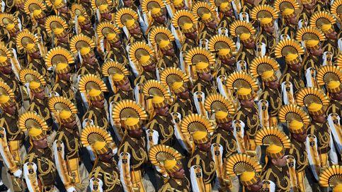 Celebraciones del Día de la República en Nueva Delhi