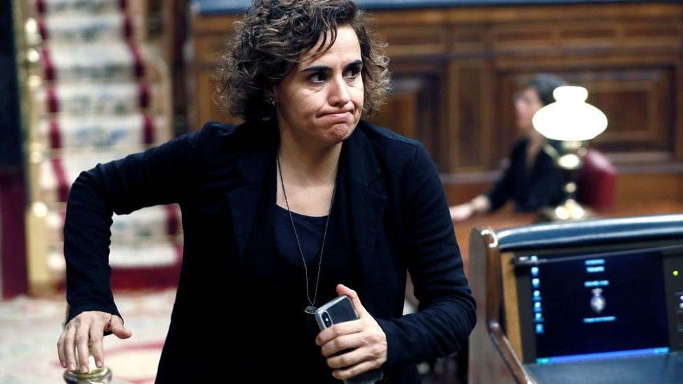 Foto:  La portavoz del PP, Dolors Montserrat. (EFE)
