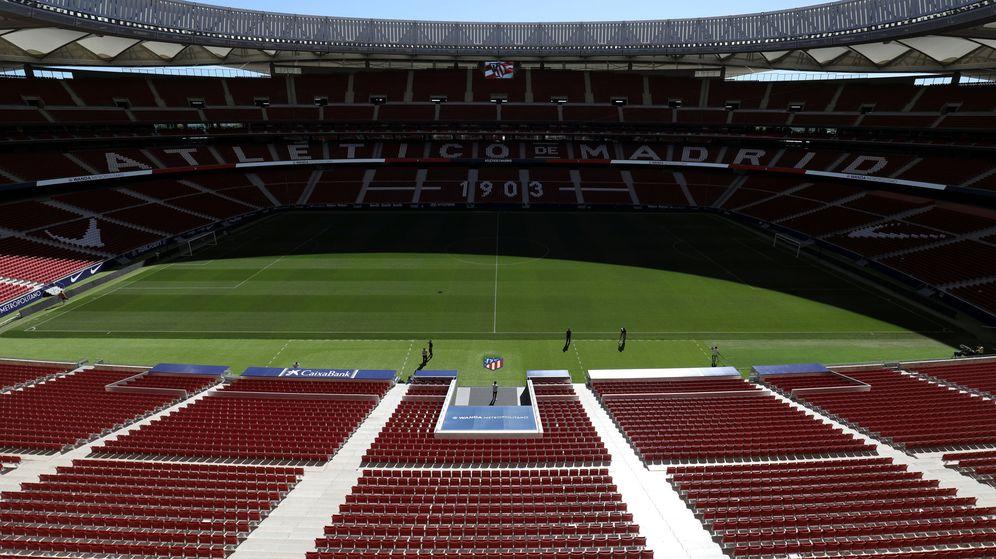 Foto: El Wanda Metropolitano acogerá la primera final europea de su historia. (Reuters)