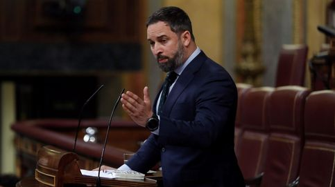 Abascal sugiere una nueva moción de censura para que el PP pueda redimirse