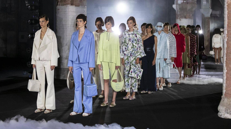 Lera Mamba. (080 Barcelona Fashion Week)