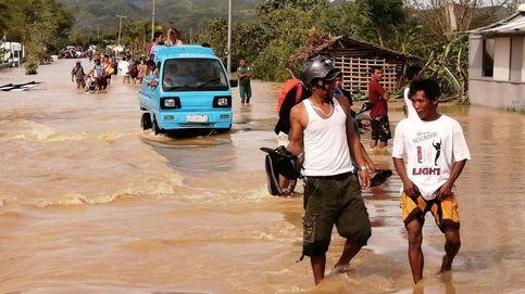 Al menos 50 muertos en Filipinas por el tifón 'Phanfone' en Navidad
