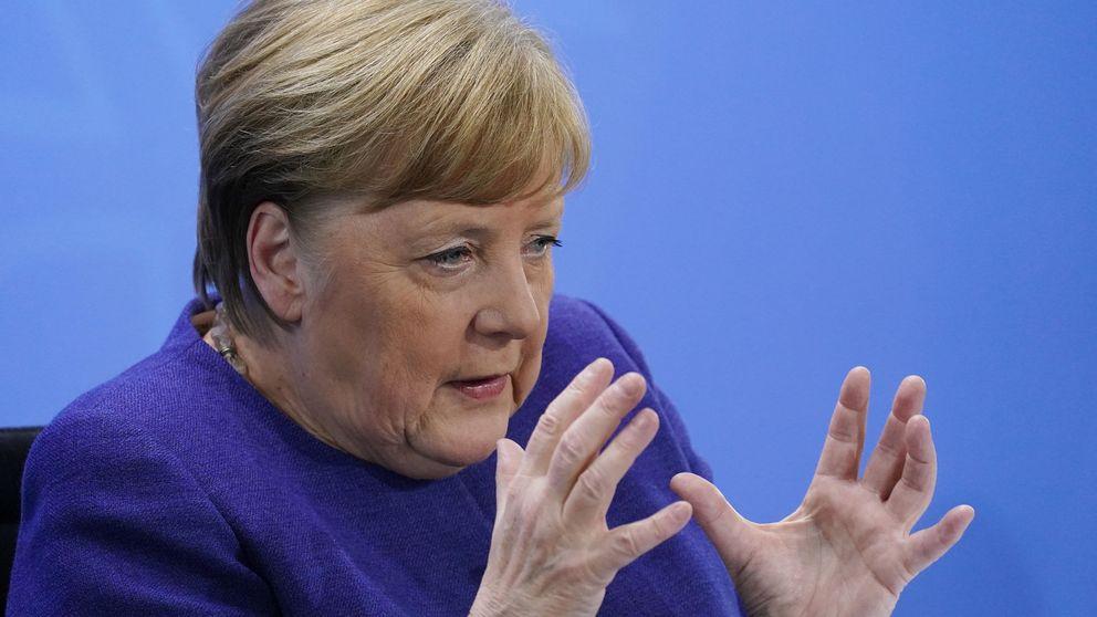 Merkel estima que serán necesarios 8.000M para una vacuna contra el coronavirus