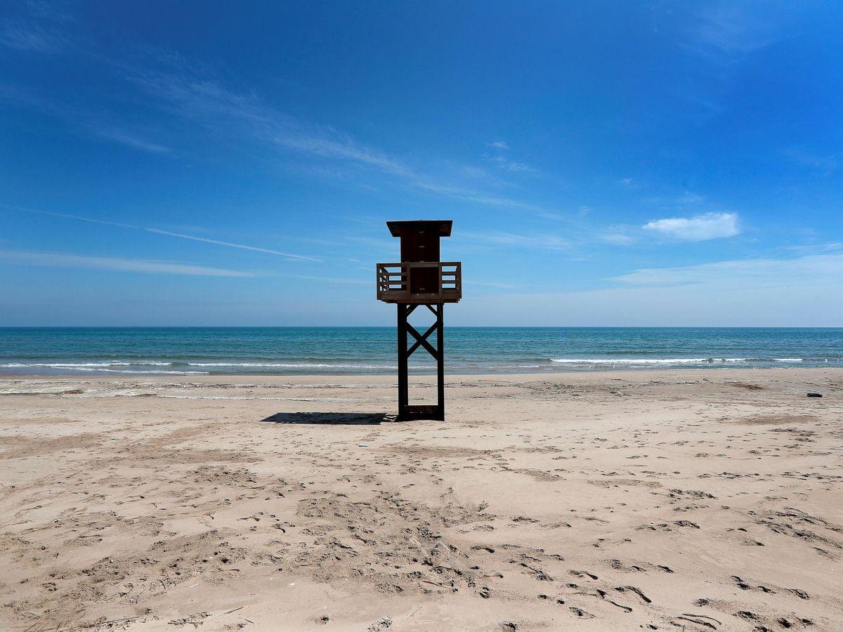 Foto: Playa de El Perelló. (EFE)